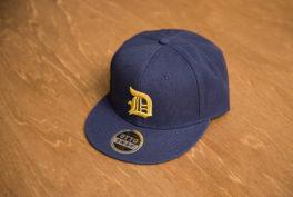 帽子刺繍 (3D刺繍)