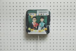 Bluetoothスピーカー (壁掛)